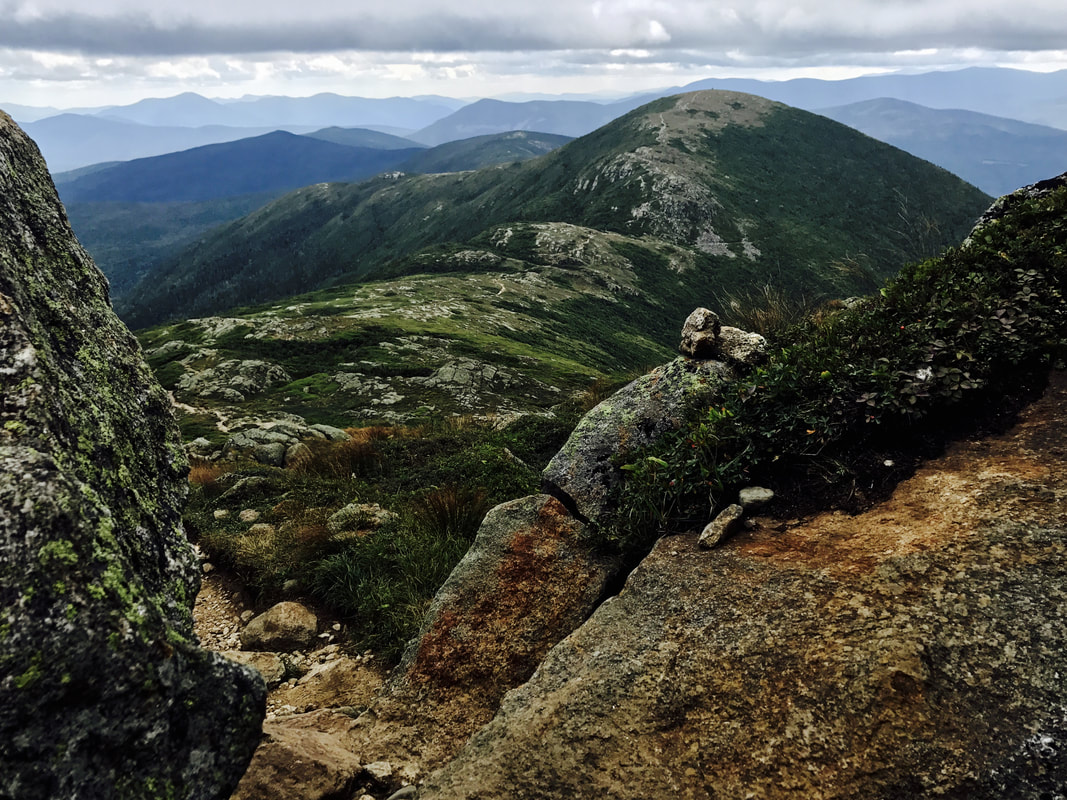 The Presidentials (Pinkham Notch to Route 302/Crawford Notch, NH): Days 111-114