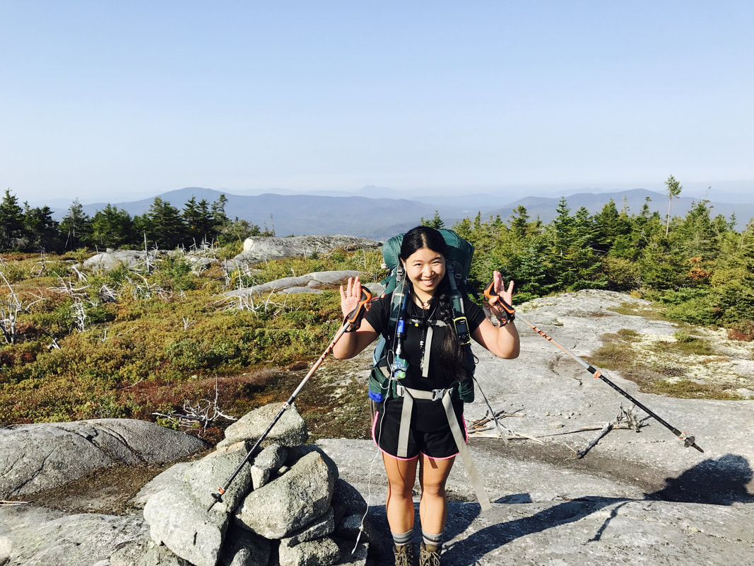 To Monson, ME (Bald Mountain Brook to Highway 15): Days 134-136